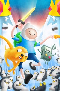 Adventure Time #12 Cards, Comics & Collectibles Exclusive Variant Cover by Steve Conley