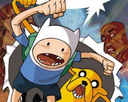 Adventure Time #10 Cards, Comics & Collectibles Exclusive Variant Cover by Craig Rousseau