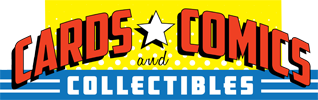 Cards, Comics and Collectibles