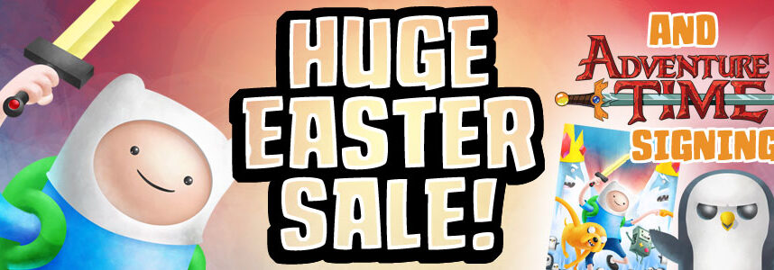 HUGE EASTER SALE!