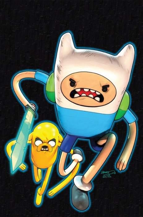 Adventure Time #13 Cards, Comics & Collectibles Exclusive Variant Cover by Brandon peterson