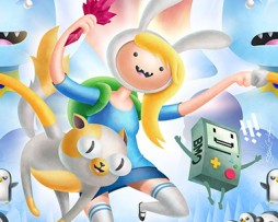 Fionna & Cake #6 Exclusive