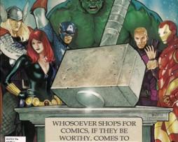 Avengers Assemble #1 Exclusive
