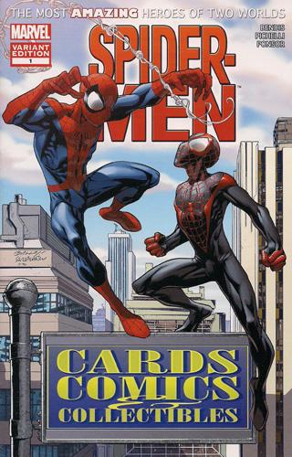 Spider-Men #1 Exclusive