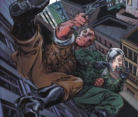 Doc Savage #1 Variant