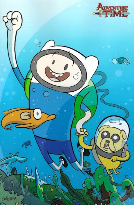 Adventure Time #29 Exclusive