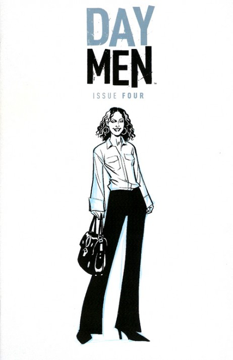 Day Men #4 Exclusive