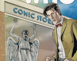 Dr. Who 11th Doctor #1 Exclusive