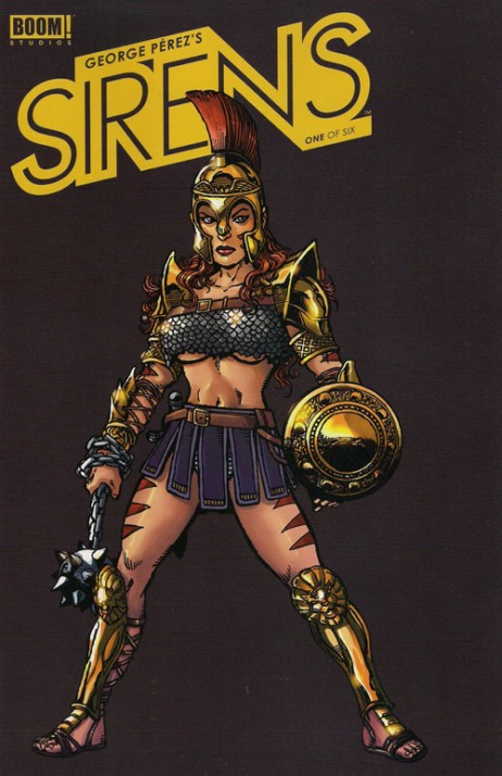 Sirens #1 Exclusive