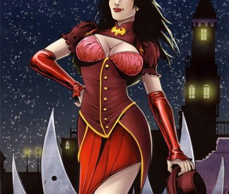 Legenderry Vampirella #1