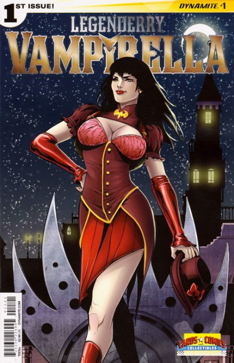Legenderry Vampirella #1