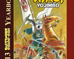 Baltimore Comic-Con Yearbook 2013: Usagi Yojimbo