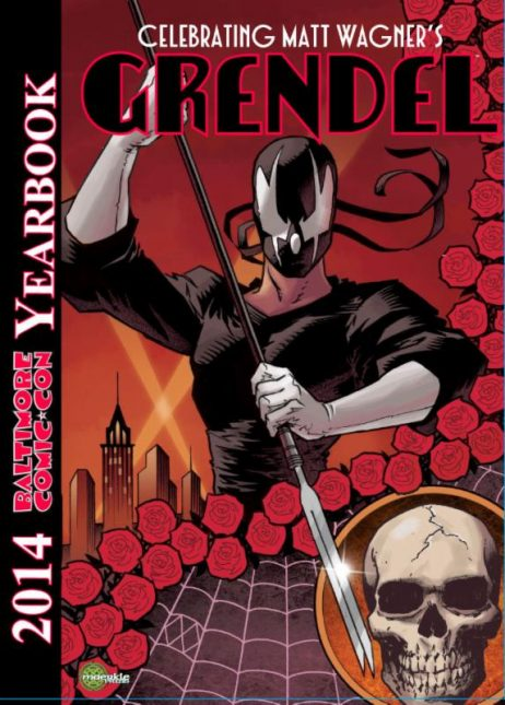 Baltimore Comic-Con Yearbook 2014: Grendel