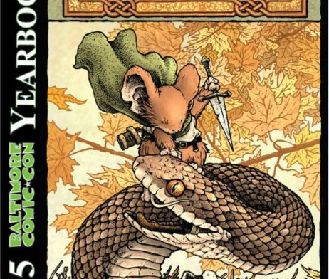 Baltimore Comic-Con Yearbook 2015: Mouse Guard