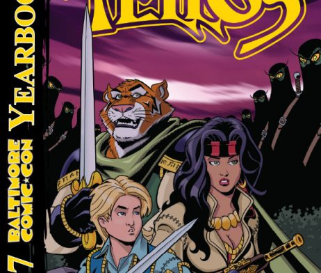 Baltimore Comic-Con Yearbook 2017: Tellos