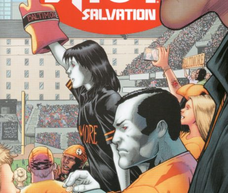 Bloodshot Salvation #1 Baltimore Comic-Con Exclusive