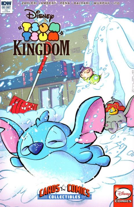 Disney Tsum Tsum Kingdom Exclusive