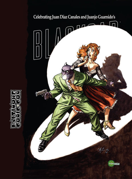 Baltimore Comic-Con Yearbook 2019: Blacksad