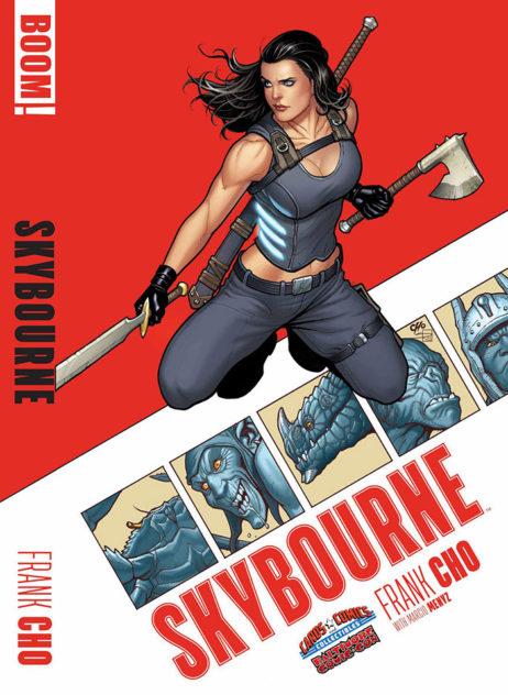 Skybourne Exclusive HC