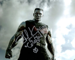 Stefan Kapicic SIGNED photo: Colossus (standing)