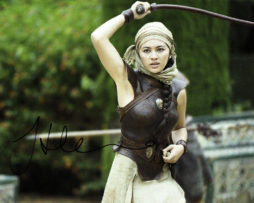 Jessica Henwick SIGNED photo: Game of Thrones (whip)