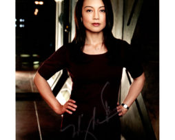 Ming-Na Wen SIGNED photo: Stargate Universe