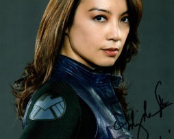 Ming-Na Wen SIGNED photo: Agents of SHIELD profile