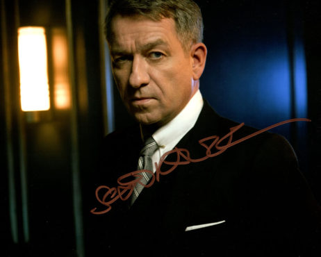 Sean Pertwee SIGNED photo: Alfred