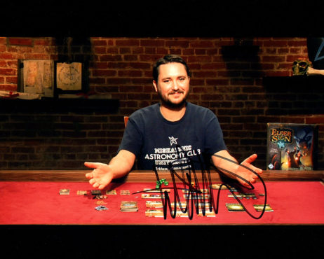Wil Wheaton SIGNED photo: Game Master
